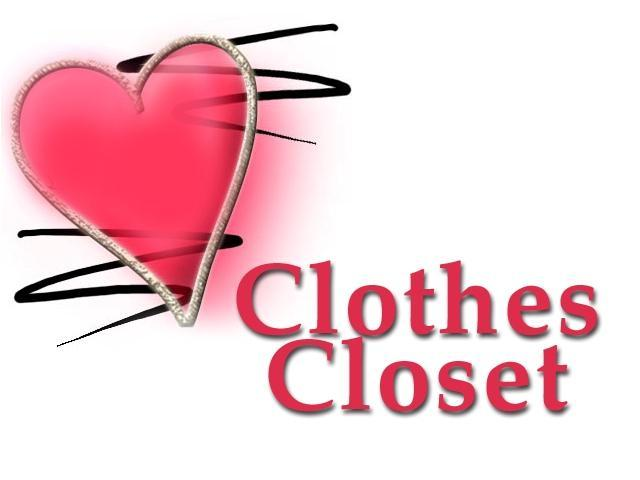 B - The Clothes Closet - February Mission Focus